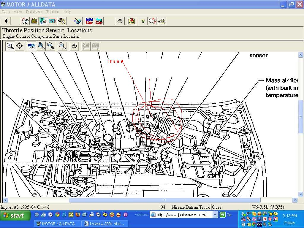 2004 nissan quest local mechanicrb cleaner or enging starter graphic vanachro Choice Image