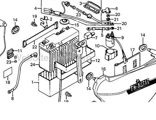 honda cm200t wiring diagram honda cb900c wiring diagram
