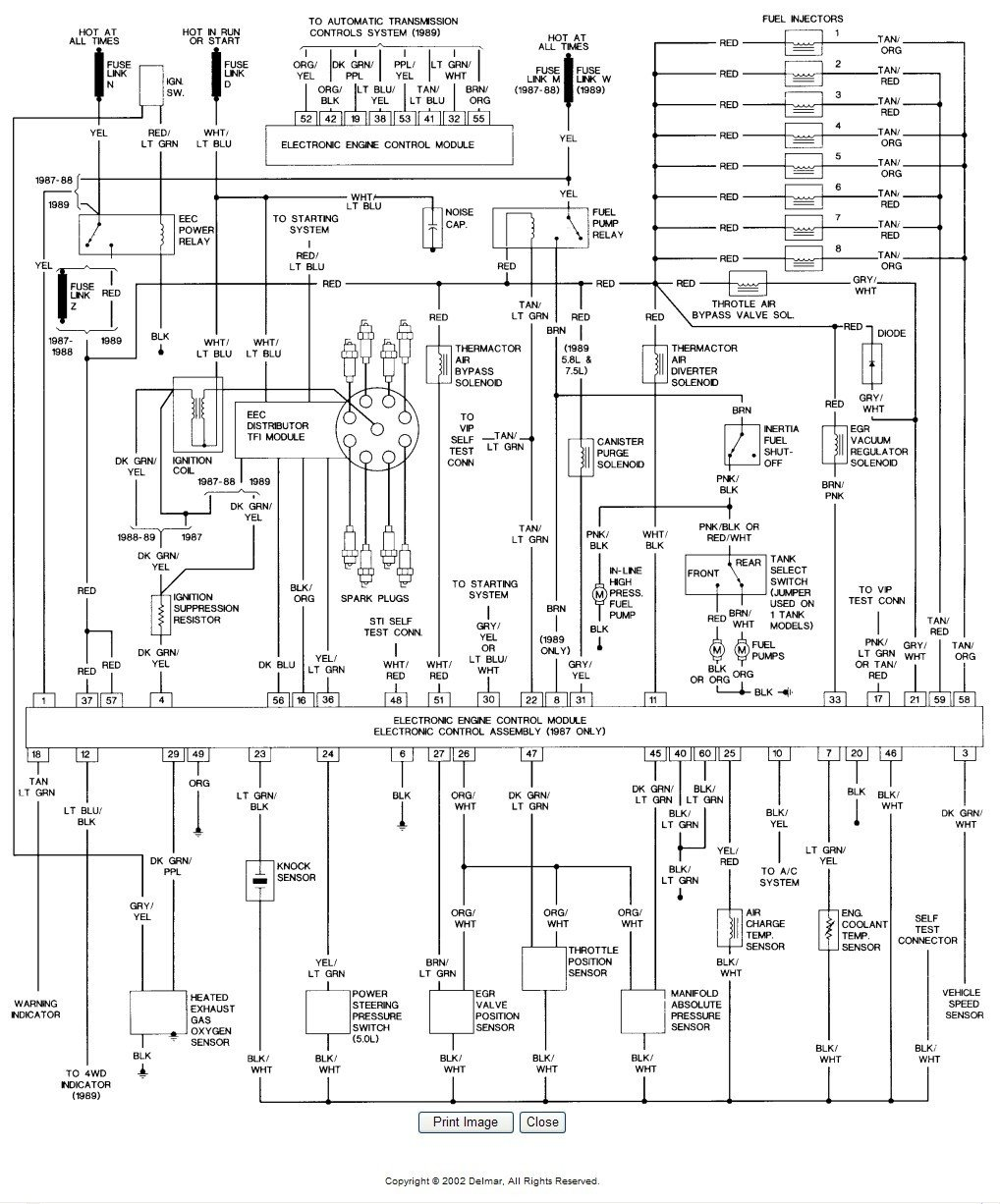 please help   i need the wiring schematics for my 1988