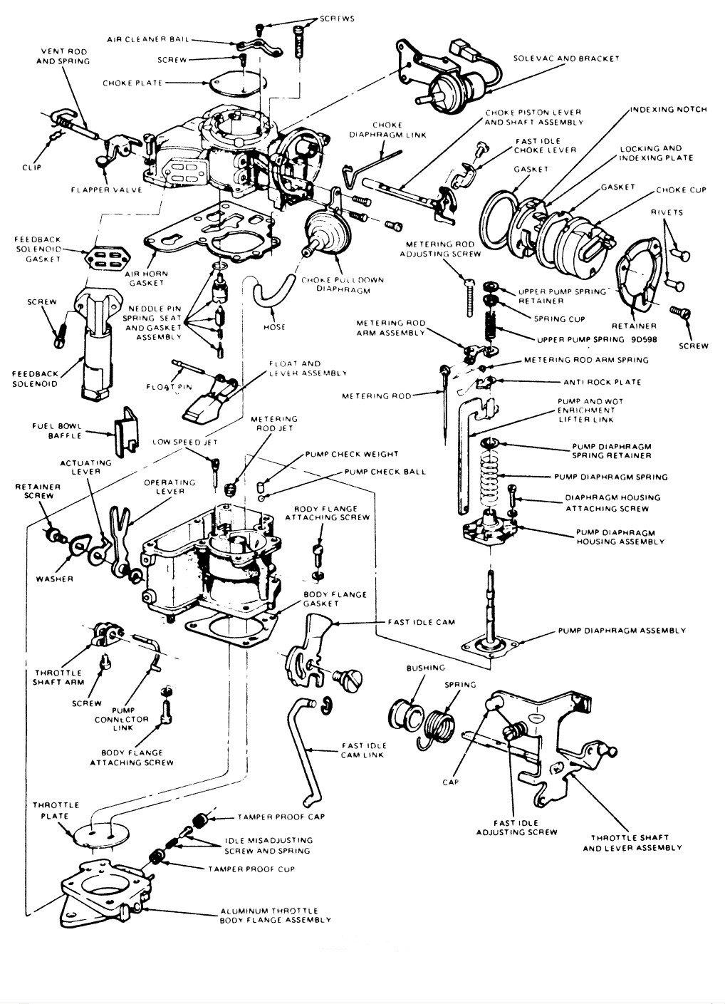 1998 Ford Windstar Exhaust System Diagram Trusted Schematics Wiring 98 Ranger Schematic Diagrams 2001 Parts 1984 Carburetor