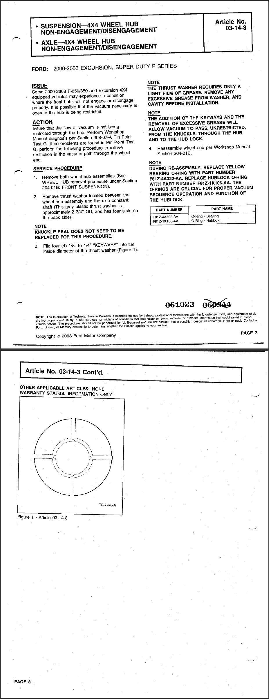 100 page 1 of 7 2002 f 150 workshop manual 5 6 2009. Black Bedroom Furniture Sets. Home Design Ideas