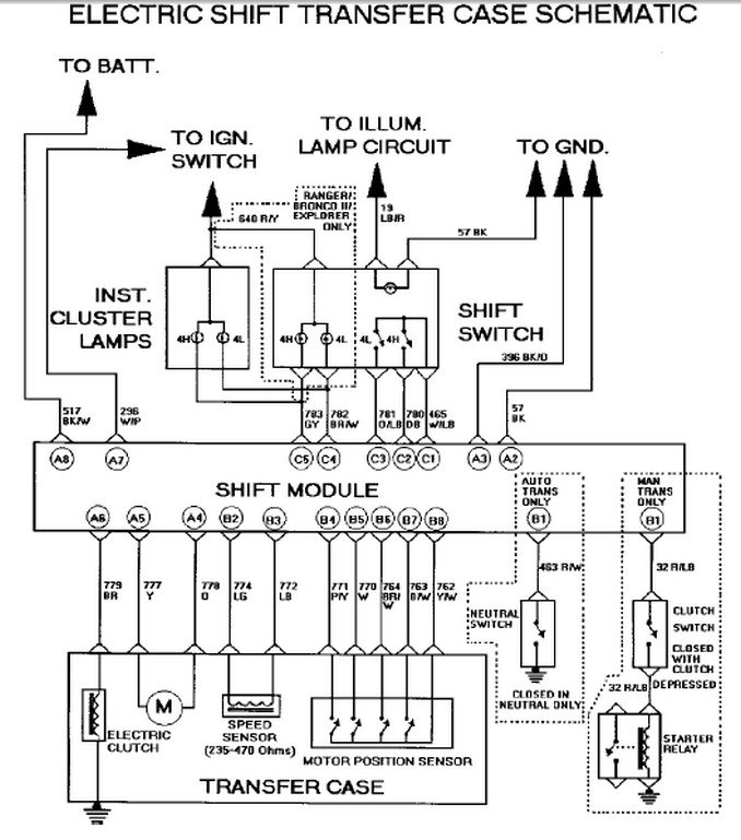 diagram wiring diagram 94 ford explorer full version hd