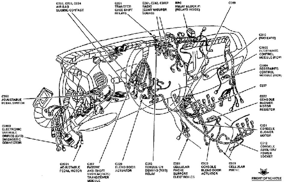 wiring diagram 2002 ford pats