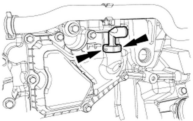 Wheres The Pcv Valve On 2005 Ford Escape 4 Cylinder4 Wheel Drive