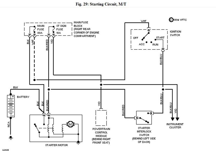 Diagram  Strange Problem When Wiring In The Clutch