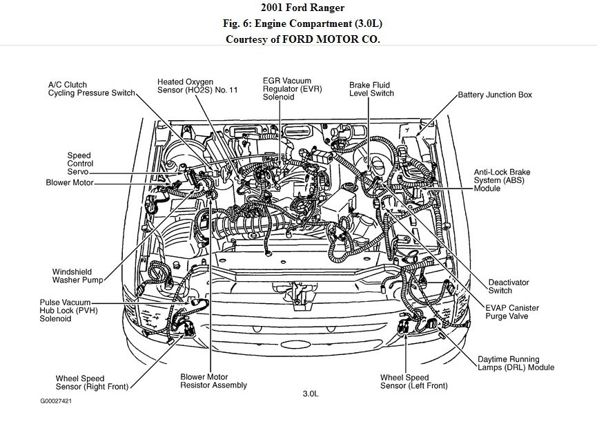 Ford 4 0l Engine Diagram Ford Vulcan Engine Wiring Diagram