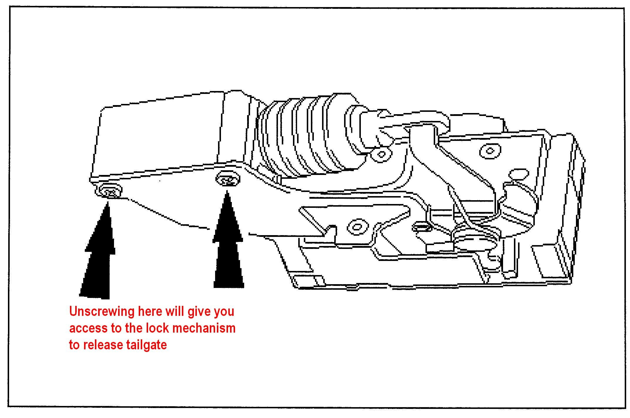 mack differential parts diagram