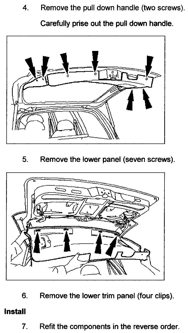 I Have A Galaxy 2ltr On The S Plate Rear Door Hatch No Longer 2003 Ford Focus Wiring Graphic