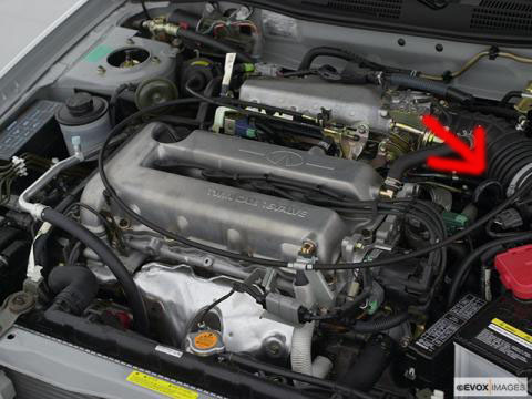 To Find Pictures Of An Infinity G20t Engine I Have A Hose Coming Up From The Transmission And Looks Like A Candy Cane