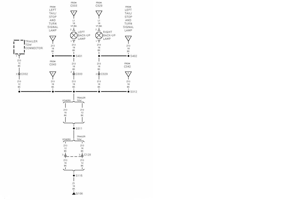 C on dodge ram trailer wiring diagram