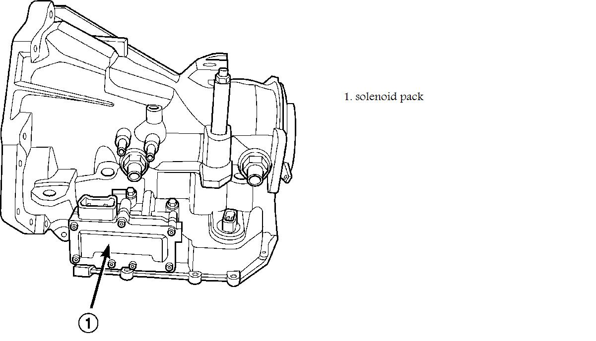 How do i replace the shift solenoid in my 2000 grand caravan the graphic sciox Gallery