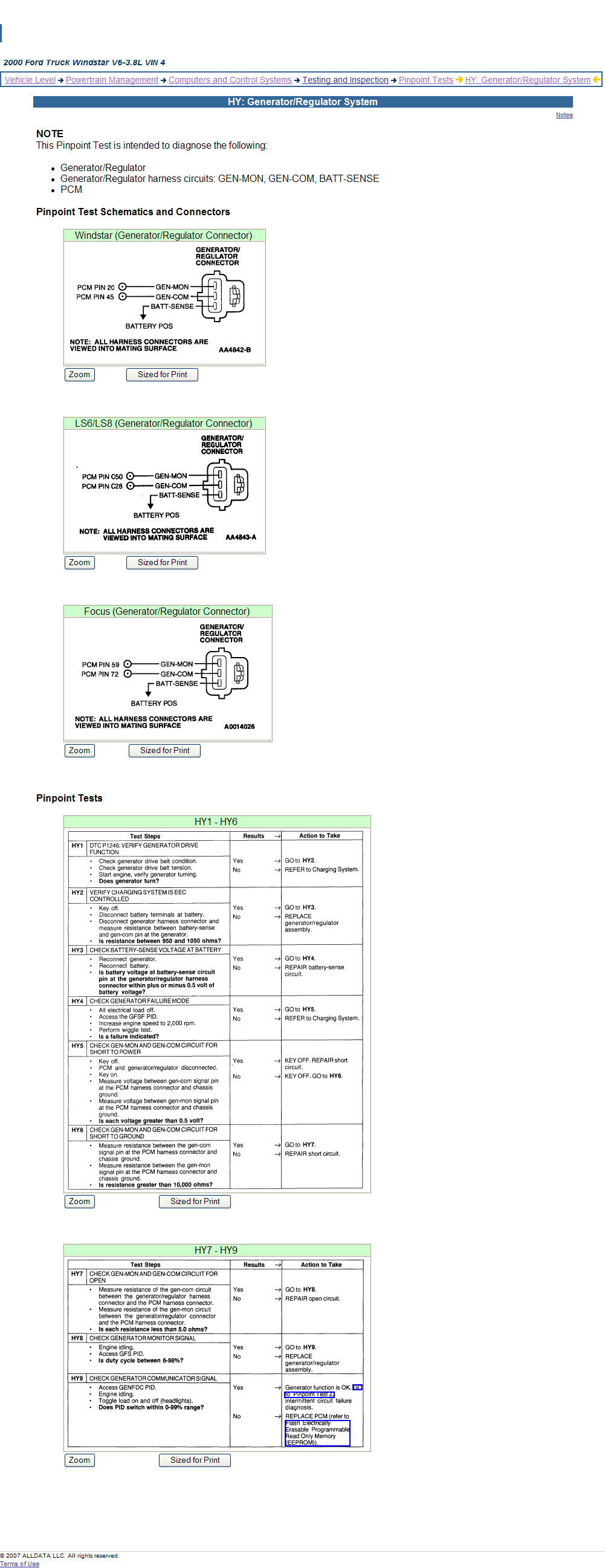 2002 Windstar Pcm Wiring Harness Electrical Diagrams Sel I Have A 2000 Ford W 3 8 Engine Started Getting Indmar