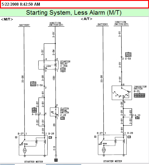 Wiring Diagram For A 91 Mitsubishi Eclipse 2.0 Manual