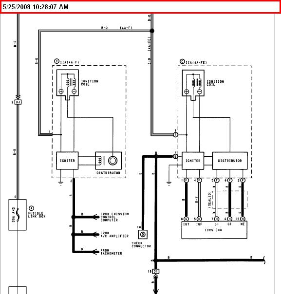 1982 toyota tercel wiring diagram 1982 toyota carburetor
