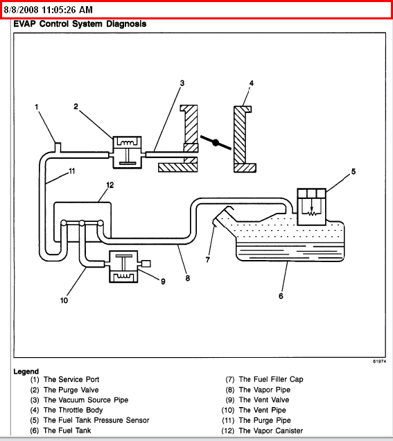 I need a V 1997 cadillac catera vacuum system diagram ...