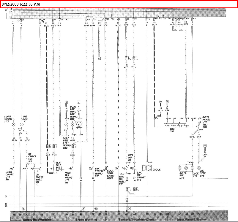 I need the wiring diagram and/or electrical schematics fo ...