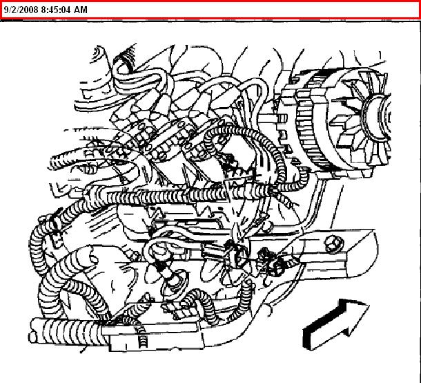 How Do I Replace The Upstream O2 Sensor On A 2001 Pontiac Montanarhjustanswer: 2001 Pontiac Montana O2 Sensor Location At Elf-jo.com