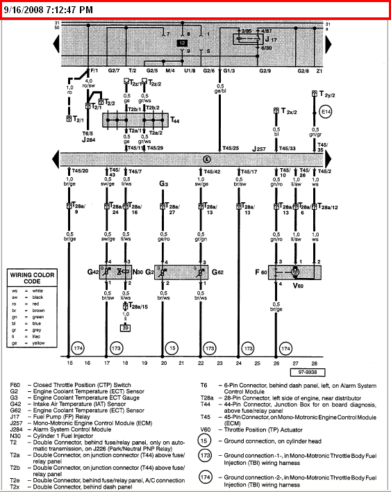 This Is A Request From My Cousin  Since I Have An Account   I Am In Need Of A Wiring Diagram For