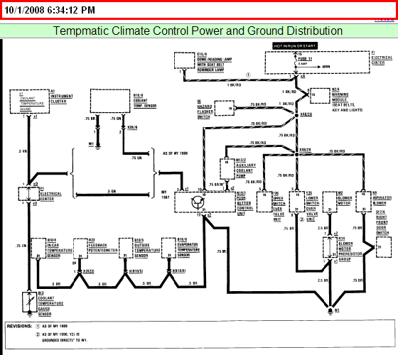 I Need wiring diagram for mercedes benz 1988, 190E