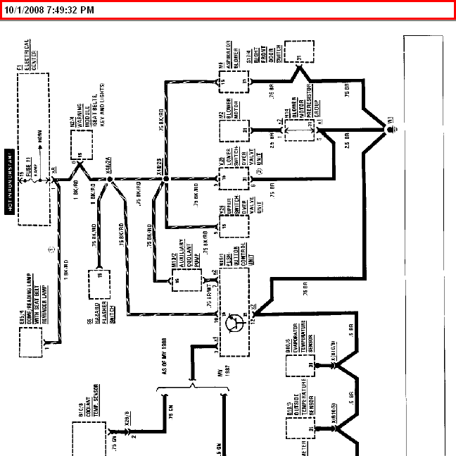 i need wiring diagram for mercedes benz 1988  190e