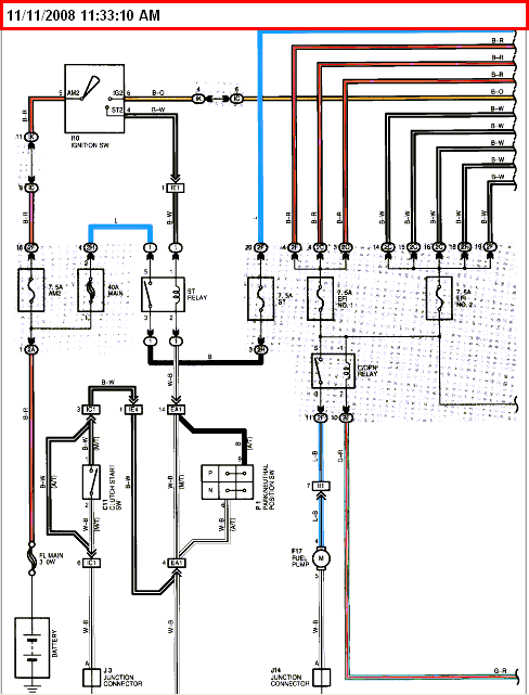 here how to test the circuit open relay