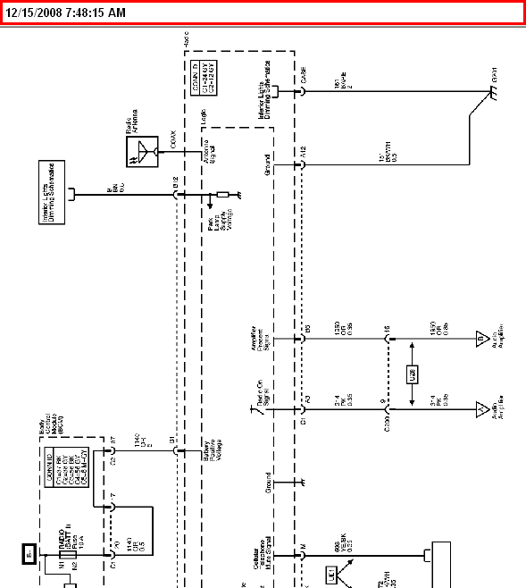 Where Can I Obtain The Wiring Diagram For The Radio