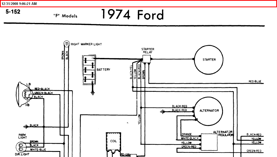 74 f100 wiring diagram wire center \u2022 1970 ford f100 wiring diagram i need wiring diagram for a 1974 ford f250 rh justanswer com 1960 ford f100 wiring diagram 1969 chevrolet impala wiring diagram