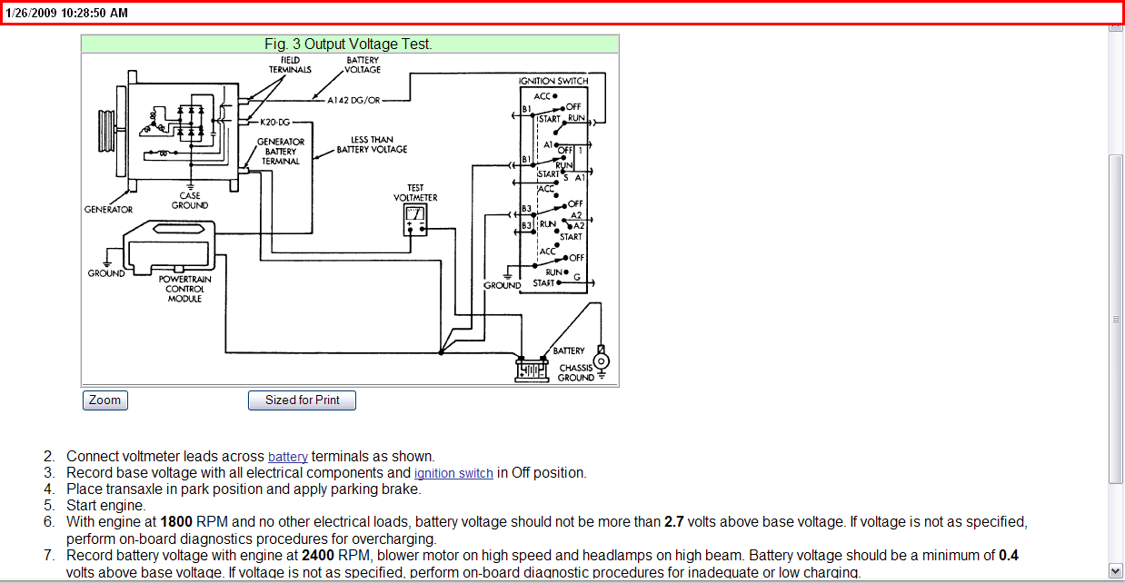 Technical Car Experts Answers Everything You Need Charging System 2011 F350 Wiring Diagram Http Technoanswersblogspotcom 06 Graphic