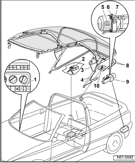 I Received A Wiring Diagram From You For My Vw 2 0 Cabrio 2000 Mex