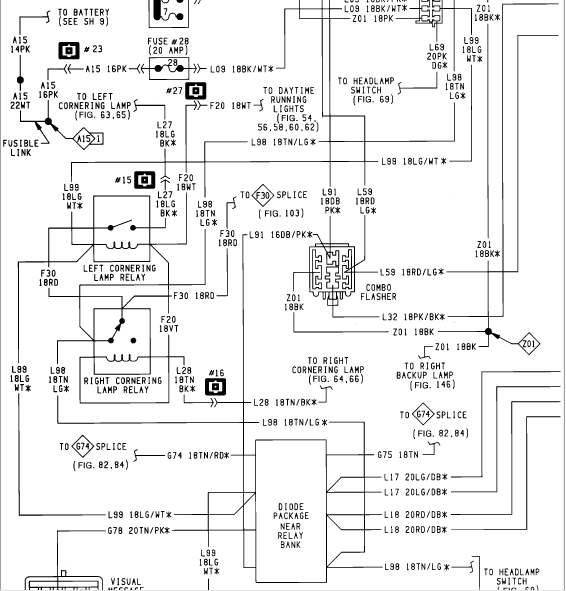 1990 Chrysler Lebaron My Turn Signalshazard Lightsflasherrhjustanswer: 1994 Chrysler Lebaron Wiring Diagram At Oscargp.net