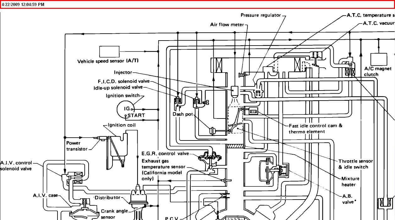 1989 Nissan Truck  V6 Automatic Transmission  I Need A