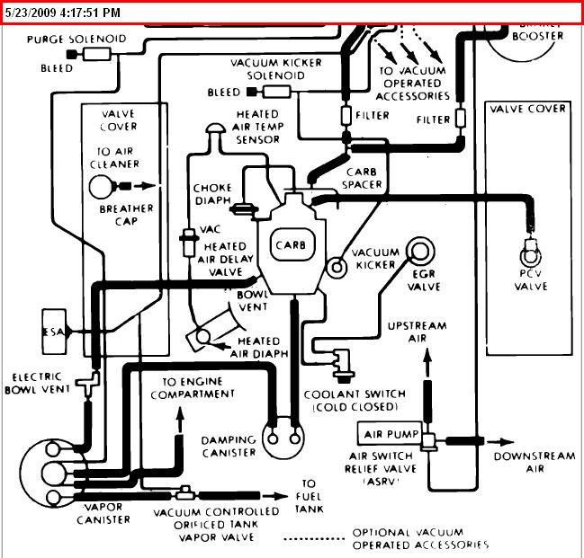 1987 Dodge Dakota Run Finewarmsit Starts Missing And Backfiring. Dodge. 1987 Dodge Dakota Fuel Line Diagram At Scoala.co