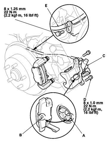 Acura Cl Rear