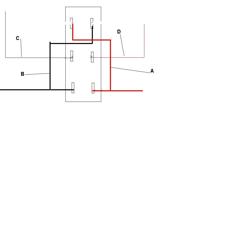 6 pin telephone wiring diagram 6 pin switch wiring diagram we are replacing the 6 pin toggle switch that operates the ...