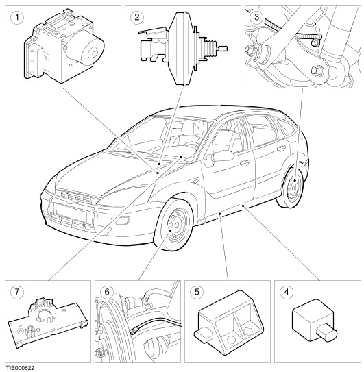 ford svt focus radio wiring diagram