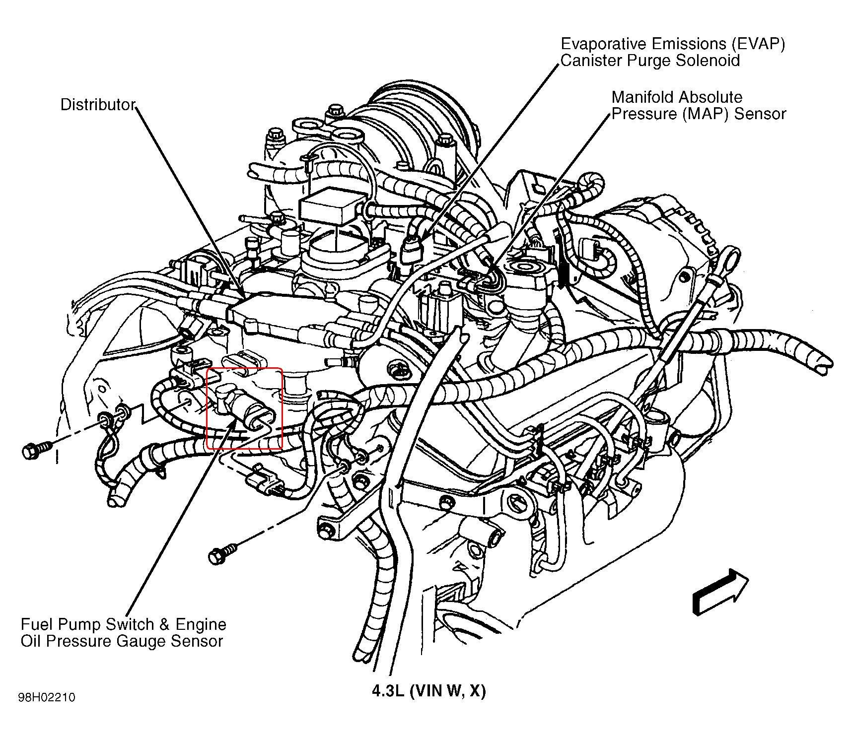 s10 fuel sending unit wiring diagram