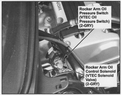 Maxresdefault likewise Vtec moreover  moreover D Crv Oil Leak Oil Pressure Switch Area Web Edited moreover Hqdefault. on honda rocker arm oil pressure switch