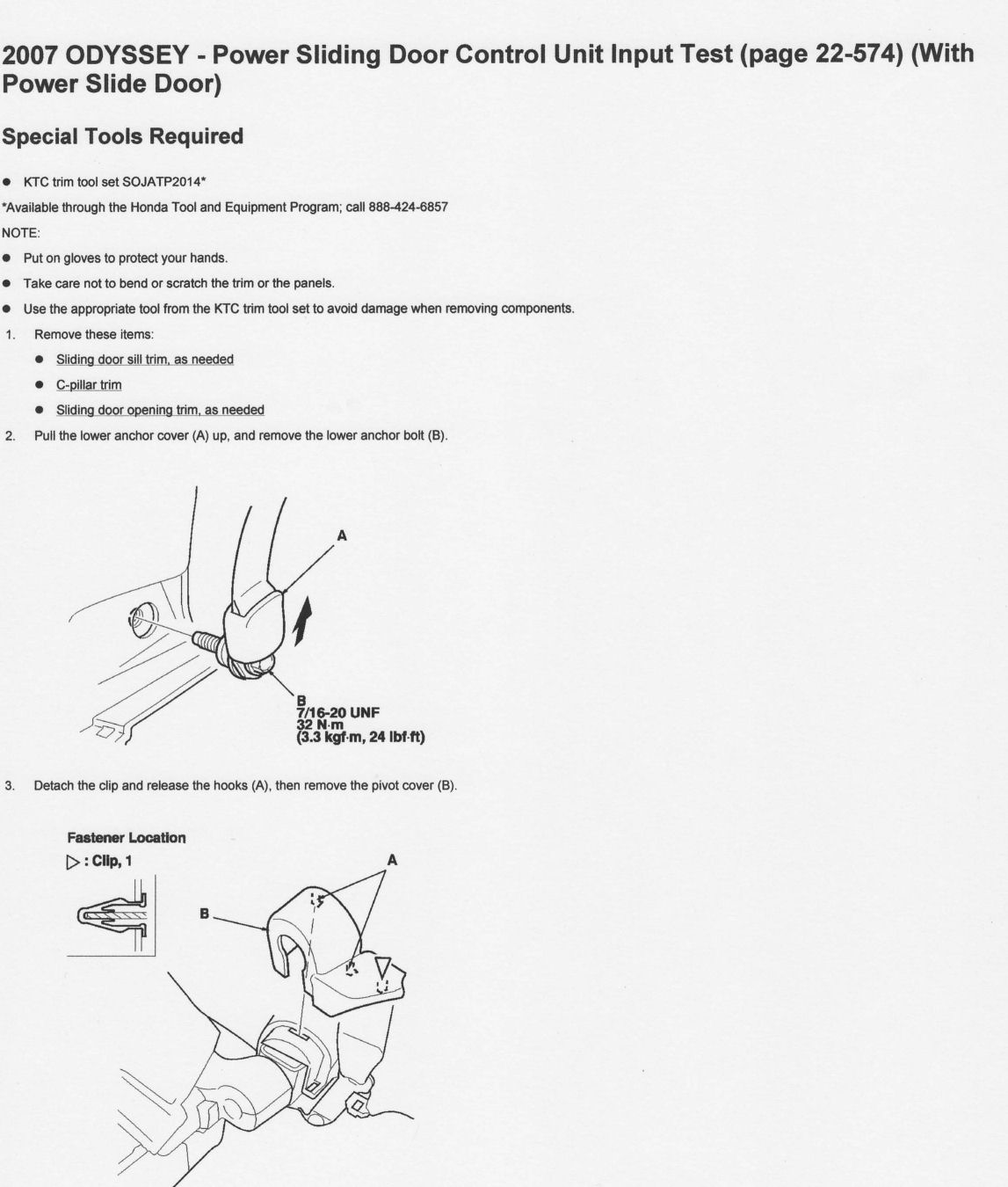 I Am Replacing A Rear Slider Relay Box  38220